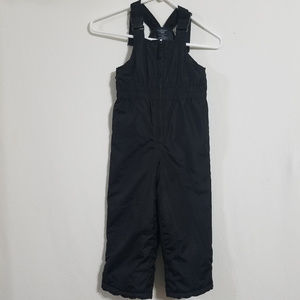 Faded Glory Youth XS 4-5 Winter Snow Bibs Overalls